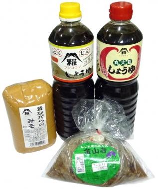 フジコウジ 本多醸造 金山時 味噌 東海道表富士