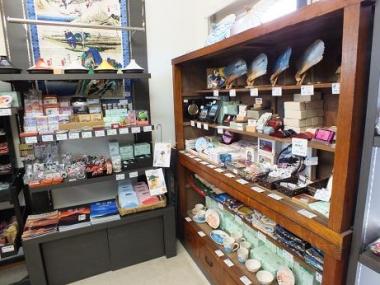 富士川SA 下り 富士山専門店 東海道表富士