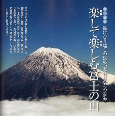 旅サライ 富士山 東海道表富士