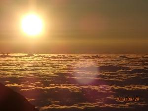 富士山 大和修験 峯入り修行 東海道表富士 西川卯一