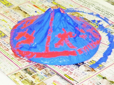 富士山 専門店 東海道表富士 西川卯一 村山登山道 ガイド 海から登山 立体塗り絵