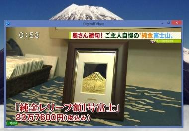富士山専門店 東海道表富士 純金レリーフ 1号 富士 takehiko