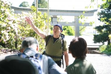 富士山専門店東海道表富士 西川卯一 登山ガイド 村山古道 海から 0m 富士市