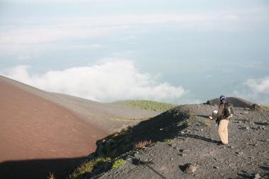 富士山ガイド 海から 0mから 村山古道 東海道表富士 西川卯一 山伏 修験