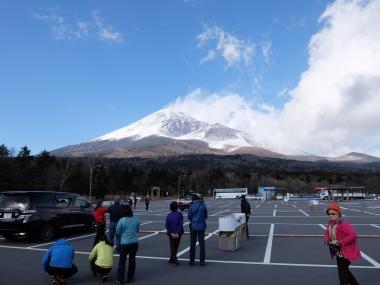 富士山 下山ツアー 冬の富士山 しらす 八幡 富士市 ミエルラ 遊びたい券 西川卯一 東海道表富士 ルート3776 水ヶ塚