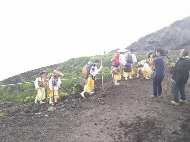 山伏 富士山 開山 一気登り 西川卯一 東海道表富士 聖護院