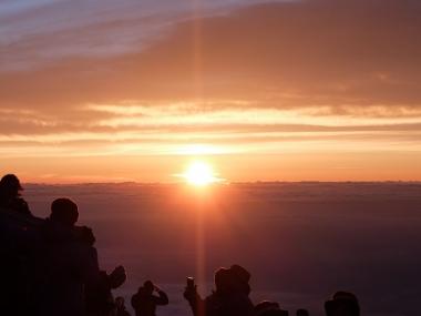 富士山 表口登山ガイド 西川卯一 ご来光 東海道表富士 富士山専門