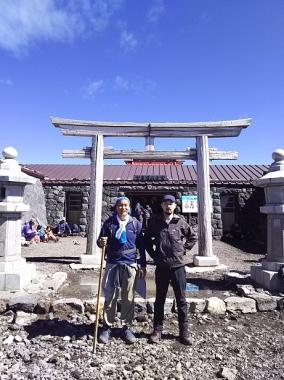 富士山 表口登山ガイド 西川卯一 東海道表富士