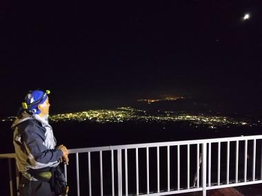 富士山 ご来光 星空 ガイド 西川卯一 東海道表富士 富士山夜景