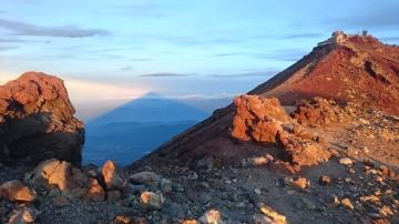 東海道表富士 富士山専門 村山古道 ルート3776 ゼロ富士 西川卯一 登山ガイド