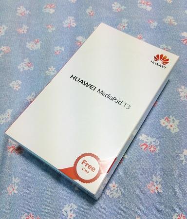 Huawei MediaPad T3 8インチ Wi-Fiモデル