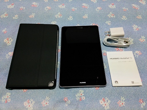 Huawei 格安タブレット