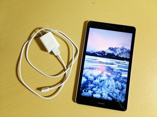 Huawei MediaPad T3 レビュー