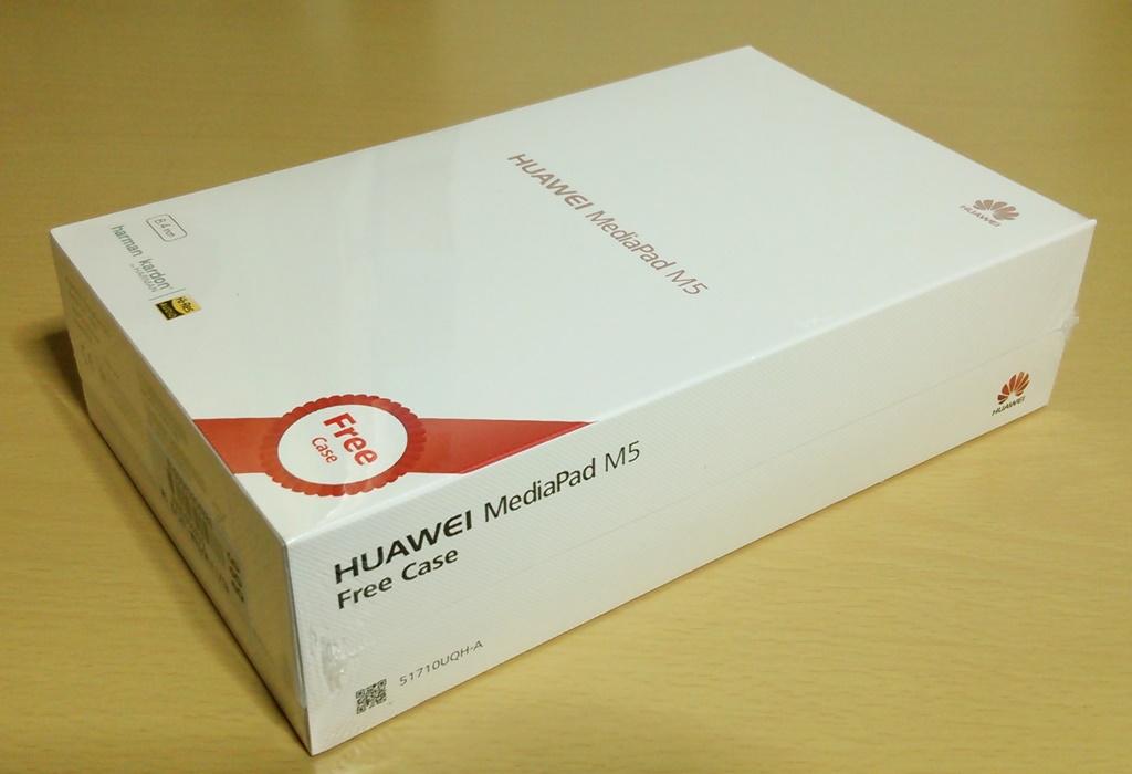 HUAWEI M5 Wi-Fi 8.4インチ レビュー