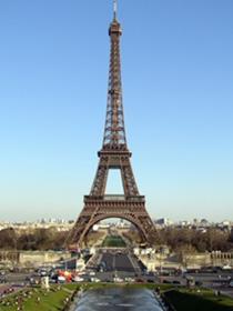 エッフェル塔(パリのイメージ!)