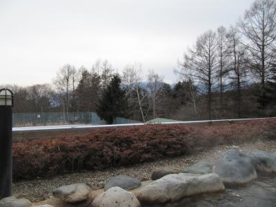 甲斐大泉温泉