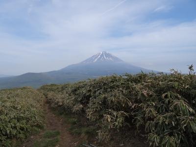 竜ヶ岳頂上1