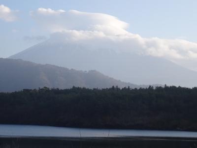 西湖の富士山