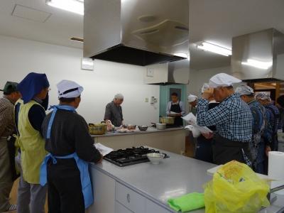 食改男の料理教室1