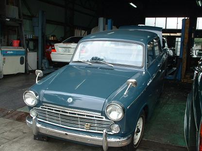 1960年式ブルーバード
