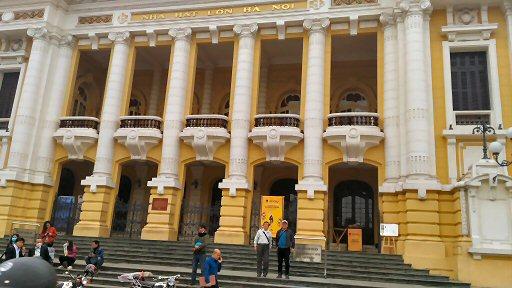 ハノイ オペラハウス