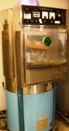紫外線を調べる機械
