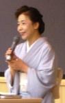 西陣織会館の石田さん