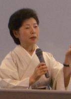 河田満智子さん