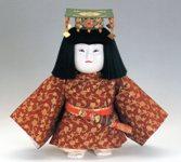 伊東さんの御所人形