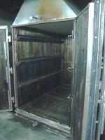 蒸し箱の内部