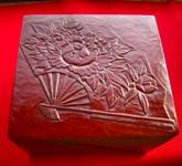 鎌倉彫の重箱
