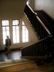 階段ノスタルジー