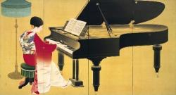 中村大三郎「ピアノ」