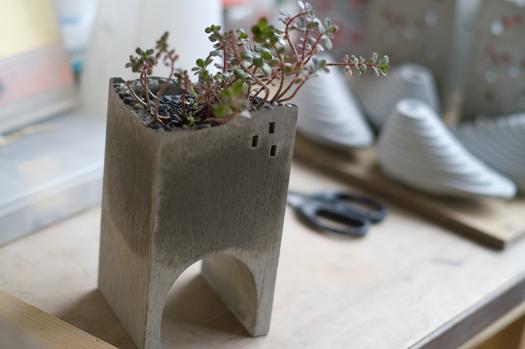 arch planter