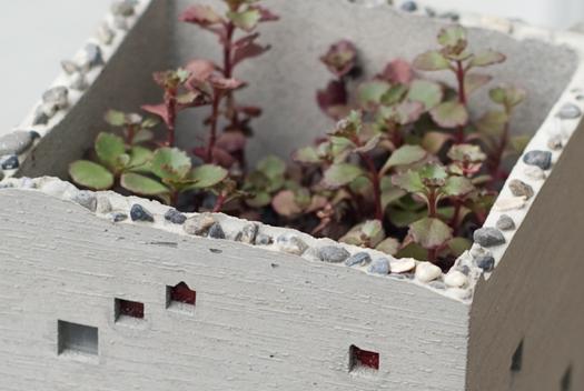 building planter
