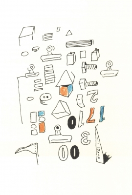 手創り市の絵