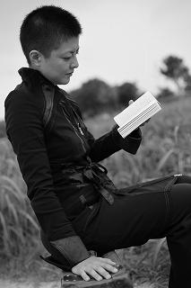FUKAMIAYA photo by Toshihiro Shimizu