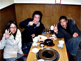 新年会…韓国料理!