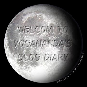 ヨガナンダのブログ日記にようこそ!