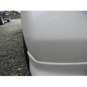 ワゴンRバンパー修理3