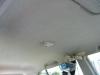 自動車天井クリーニング施工前