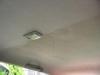 自動車天井クリーニング施工後