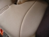 チャイルドシートのシミ汚れクリーニング後
