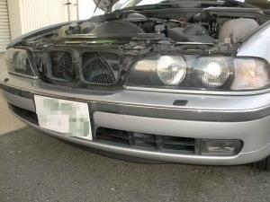 BMWヘッドライト