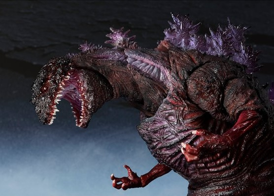 S.H.MonsterArts ゴジラ(2016)第4形態覚醒Ver