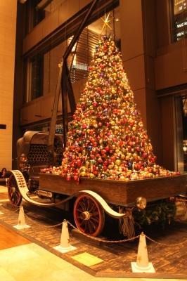 新丸ビルクリスマス