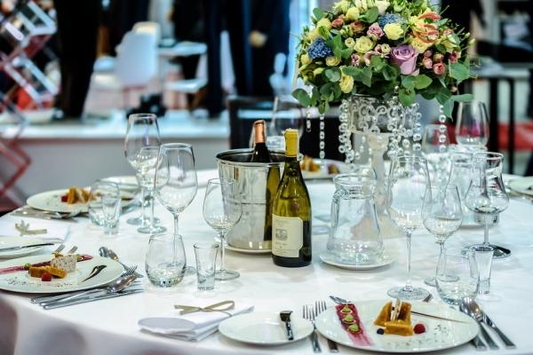結婚披露宴テーブルコーディネート