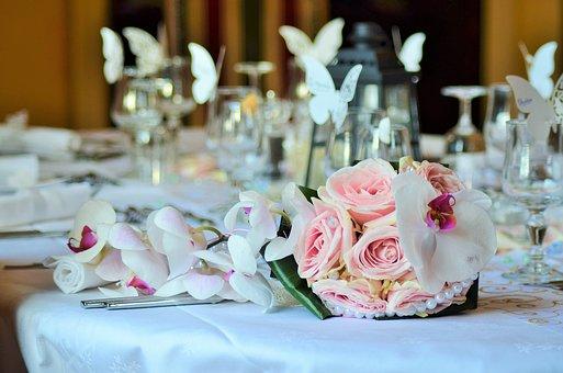 結婚式テーブルコーディネイト