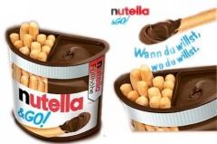 nutella & GO!(ヌテラアンドゴー)