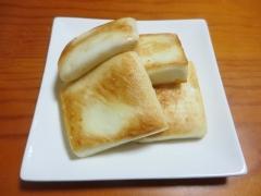 はんぺんバター焼き